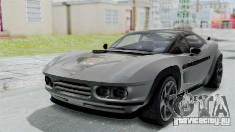 GTA 5 Coil Brawler Coupe IVF для GTA San Andreas