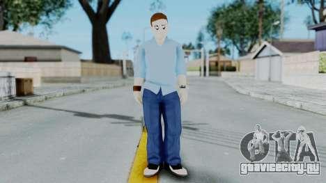 Bully Insanity Edition - John для GTA San Andreas второй скриншот