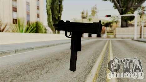 MAC-10 для GTA San Andreas третий скриншот