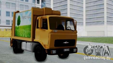 FAP Đubretarski Kamion для GTA San Andreas