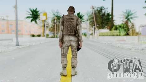 Crysis 2 US Soldier 6 Bodygroup A для GTA San Andreas третий скриншот