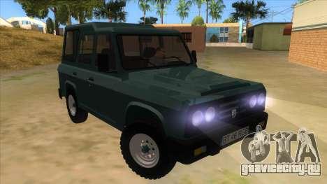 Aro 246 (1996) для GTA San Andreas вид сзади