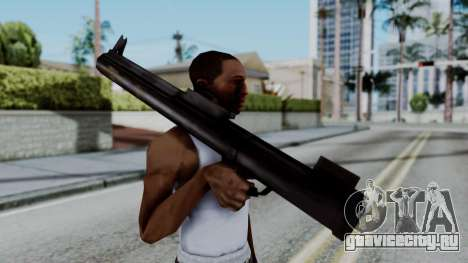 GTA 3 Rocket Launcher для GTA San Andreas третий скриншот
