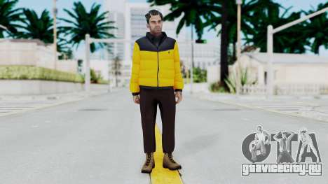 GTA 5 Trevor Phillip для GTA San Andreas второй скриншот