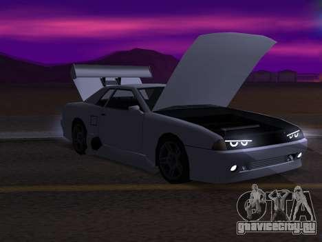 Elegy Evolution для GTA San Andreas