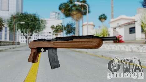 M1 Enforcer для GTA San Andreas