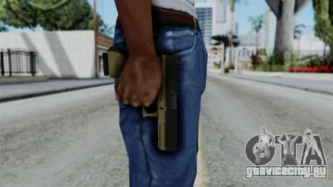No More Room in Hell - Glock 17 для GTA San Andreas третий скриншот