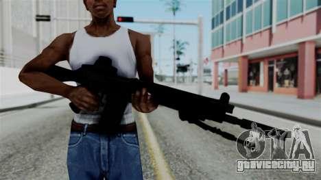 FN-FAL from CS GO with EoTech для GTA San Andreas третий скриншот