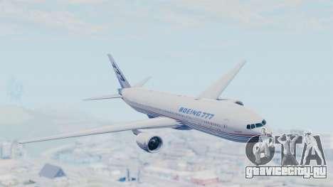 Boeing 777-200 Prototype для GTA San Andreas