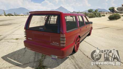 Volvo 945 для GTA 5