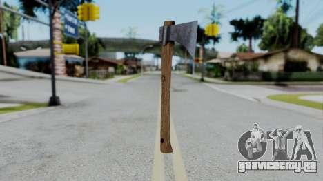 No More Room in Hell - Hatchet для GTA San Andreas