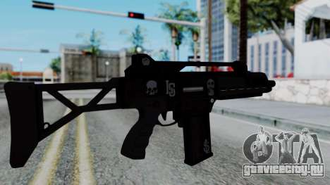 G36k from GTA 5 для GTA San Andreas второй скриншот