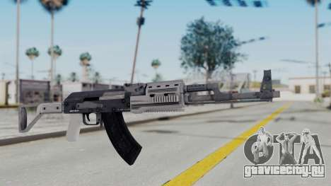 GTA 5 Assault Rifle - Misterix 4 Weapons для GTA San Andreas