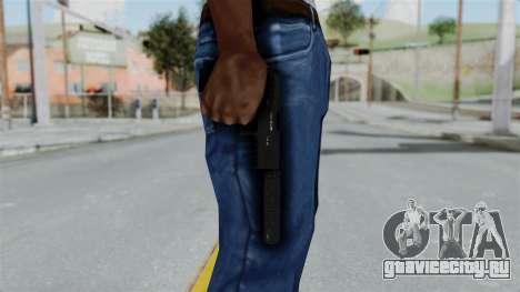 GTA 5 Combat Pistol для GTA San Andreas
