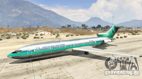 Boeing 727-200 для GTA 5