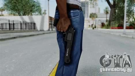 GTA 5 Heavy Revolver - Misterix 4 Weapons для GTA San Andreas третий скриншот