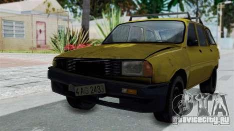Dacia 1325 Liberta Rusty для GTA San Andreas