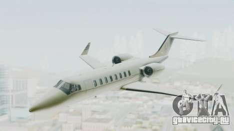 GTA 5 Luxor Deluxe для GTA San Andreas вид сзади слева