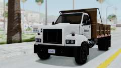 GTA 5 Tipper Second Generation