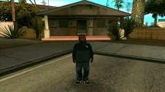 BALLAS1 для GTA San Andreas