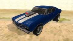 1970 Chevrolet Chevelle SS Drag