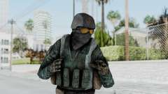 Counter Strike Source Custom Urban Model