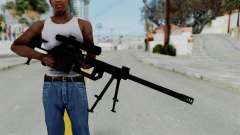 M2000 CheyTac Intervention для GTA San Andreas