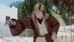 SWTFU - Luke Skywalker Spirit Apprentice Outfit для GTA San Andreas