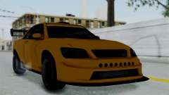 GTA 5 Karin Sultan RS Drift Big Spoiler PJ