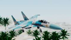 SU-37 Indian Air Force для GTA San Andreas