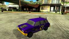 VAZ 2104 WRC для GTA San Andreas