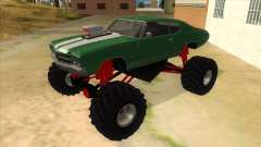 1970 Chevrolet Chevelle SS Monster Truck