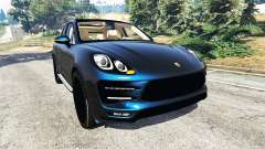 Porsche Macan Turbo 2015