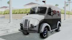 Divco 206 Milk Truck 1949-1955 Mafia 2