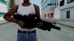 Kusanagi ACR-10 Assault Rifle для GTA San Andreas