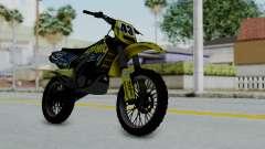 GTA 5 Atomic Sanchez для GTA San Andreas