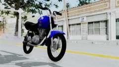 Honda CG Titan 2014 Stunt