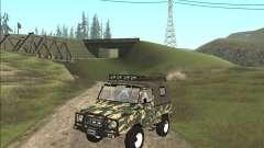 ЛуАЗ 969М Off Road