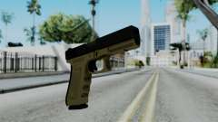 No More Room in Hell - Glock 17 для GTA San Andreas