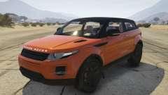 Range Rover Evoque 3.0