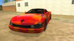 GTA 3 Cheetah ZTR для GTA San Andreas