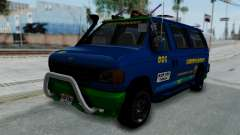 Ford E-150 Stylo Colombia для GTA San Andreas
