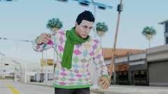 GTA Online Skin (DaniRep) для GTA San Andreas