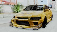 Mitsubishi Lancer Evolution IX MR Edition для GTA San Andreas