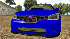 Subaru Impreza WRX STI Lisa для GTA San Andreas