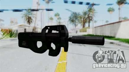 P90 Green для GTA San Andreas