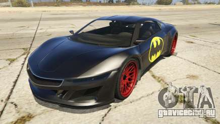 Batman Jester для GTA 5