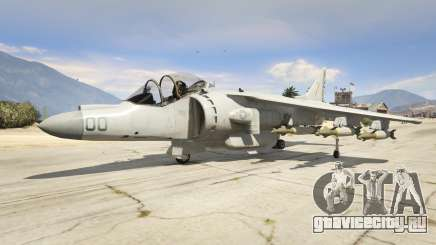 McDonnell Douglas AV-8B Harrier II для GTA 5
