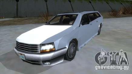 GTA LCS Sindacco Argento для GTA San Andreas