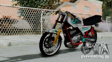 RX- King Putih для GTA San Andreas